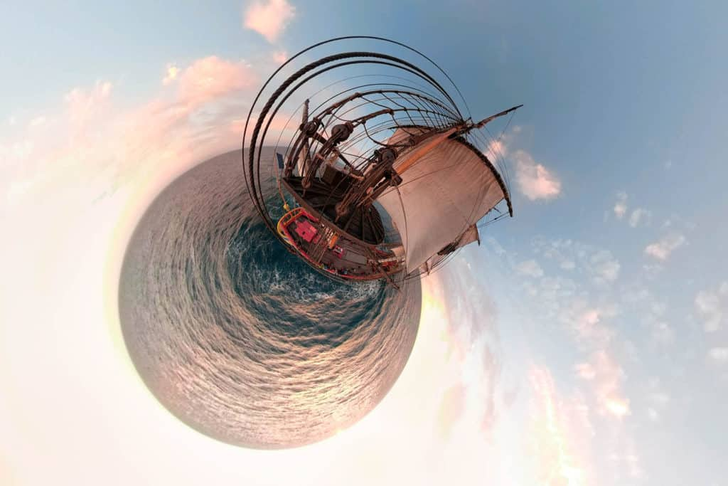 sphere bateau 360